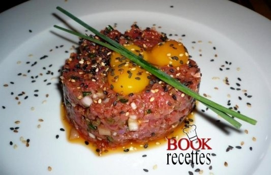 recette steak tartare recette maison. Black Bedroom Furniture Sets. Home Design Ideas