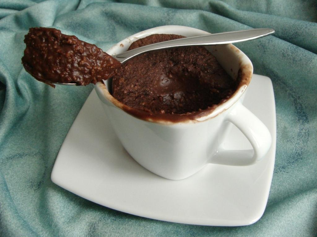 Recette Mug Cake Fraise Sans Farine