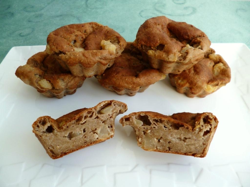 recettes de muffins 2