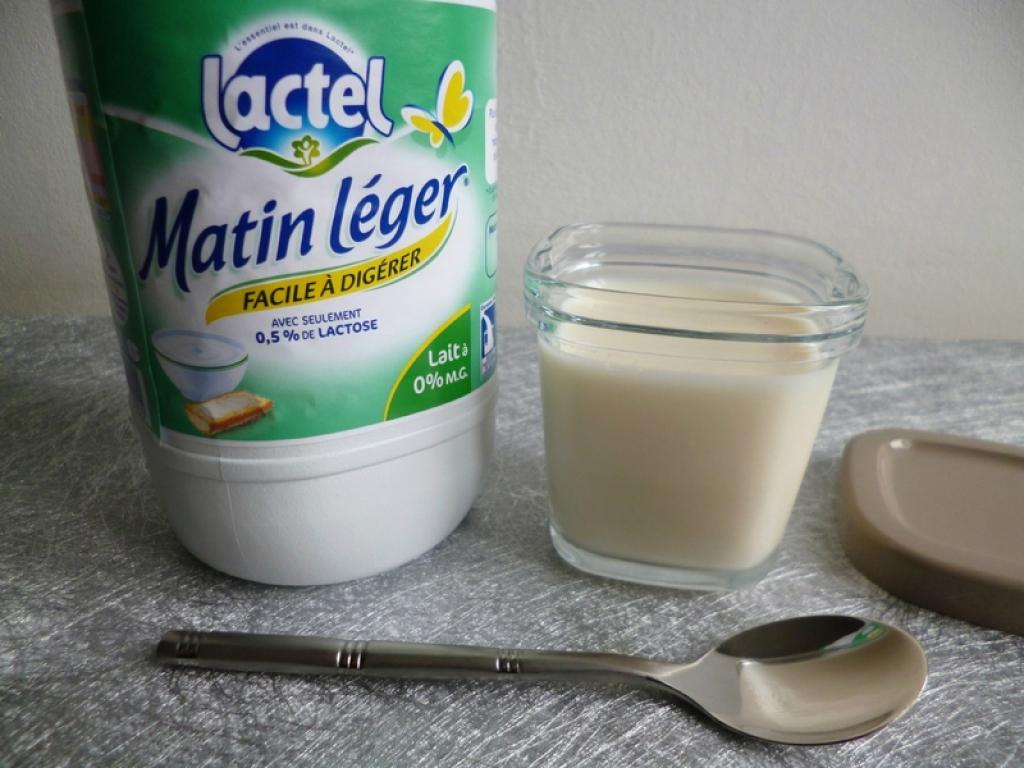 recette yaourts di t tiques maison pauvres en lactose avec. Black Bedroom Furniture Sets. Home Design Ideas