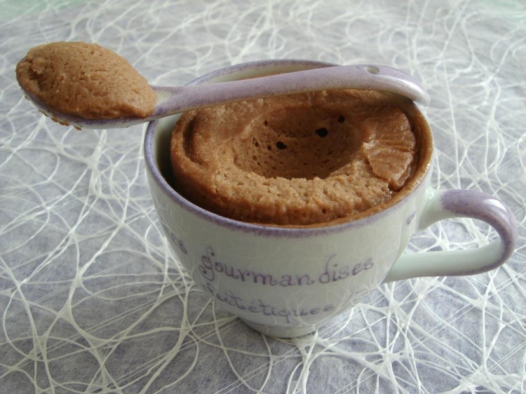 Mug Cake Cacao Sans Beurre