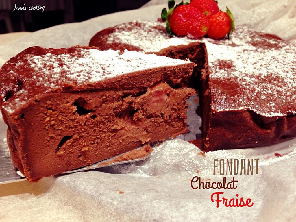 Recette fondant au chocolat - Recette d un fondant au chocolat ...