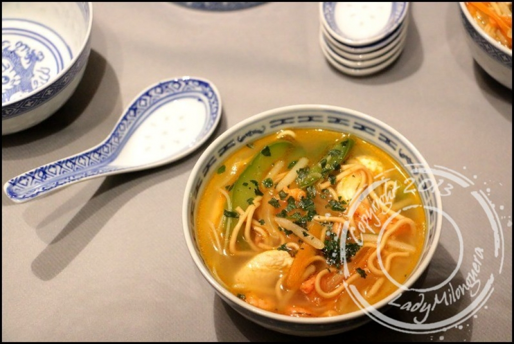 recette soupe gourmande