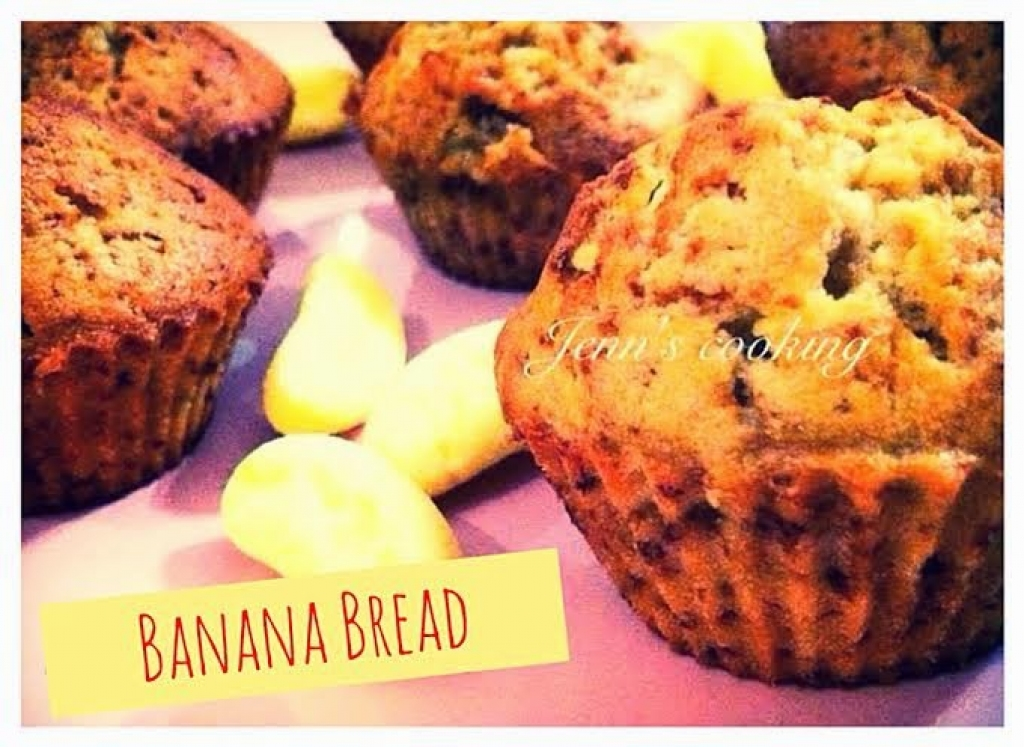 Banana Bread version muffin
