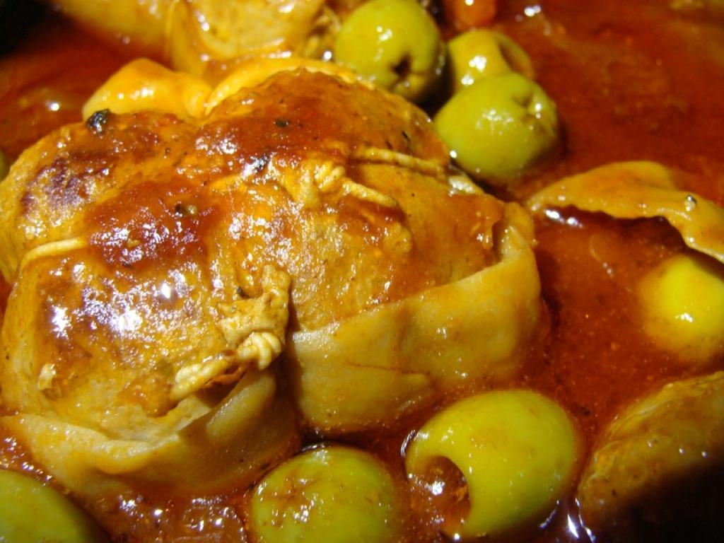 Recettes de olives vertes - Cuisiner des paupiettes ...