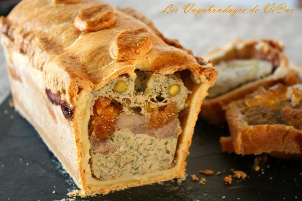 Recette terrine de foie gras - Recette foie gras en terrine ...