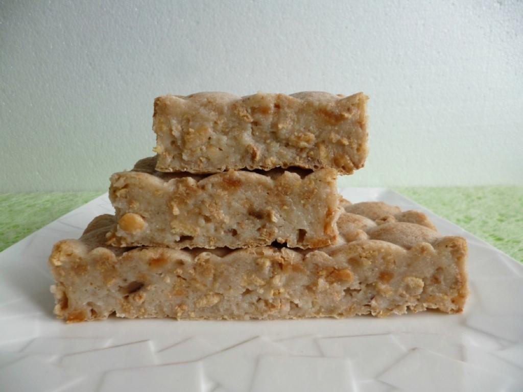 Recette g teau moelleux pomme figue avec prot ines flocons - Gateau vegan sans gluten ...