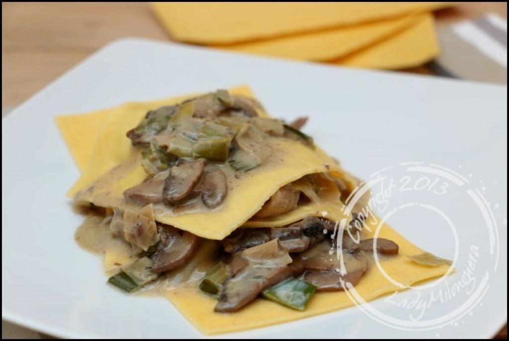 Recettes de champignons de paris - Livre de cuisine gordon ramsay ...