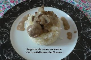 Recette rognons de veau en sauce vie quotidienne de flaure - Recette de rognons de veau ...