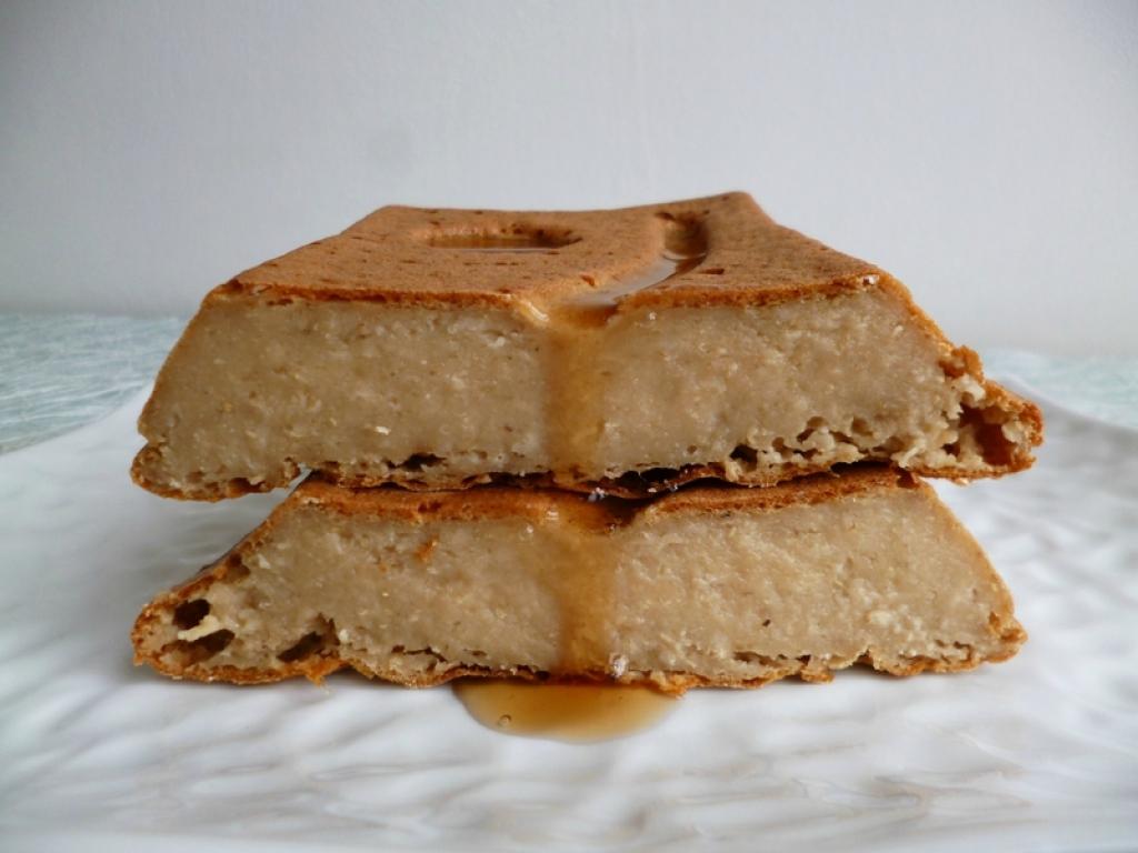 Recette g teau chi caf au porridge prot in et au - Gateau vegan sans gluten ...