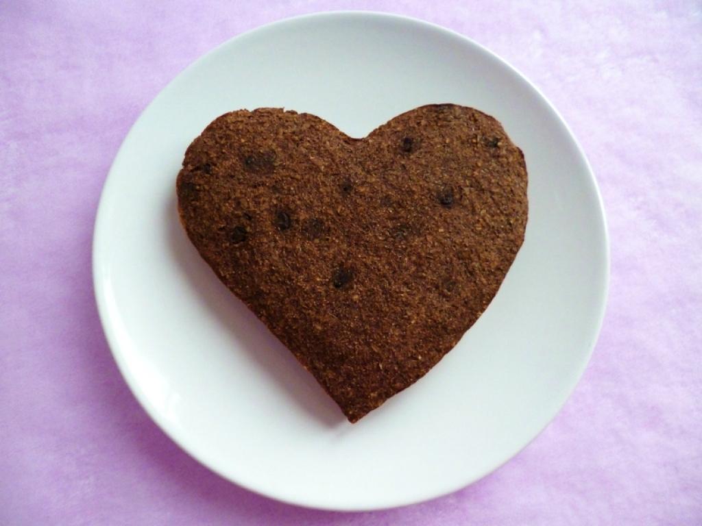 Recette g teau chocolat coco au son d 39 avoine et au psyllium di t tique prot in sans sucre ni - Gateau sans sucre ni beurre ...