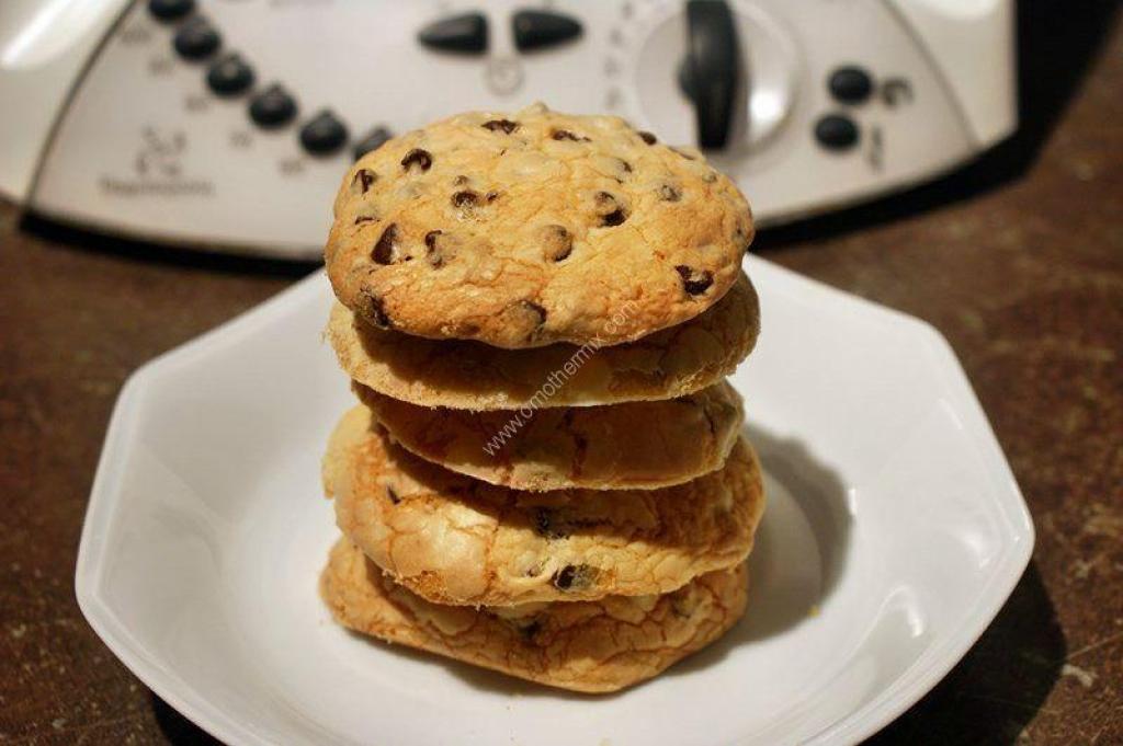 recette cookies aux p pites de chocolat au thermomix. Black Bedroom Furniture Sets. Home Design Ideas