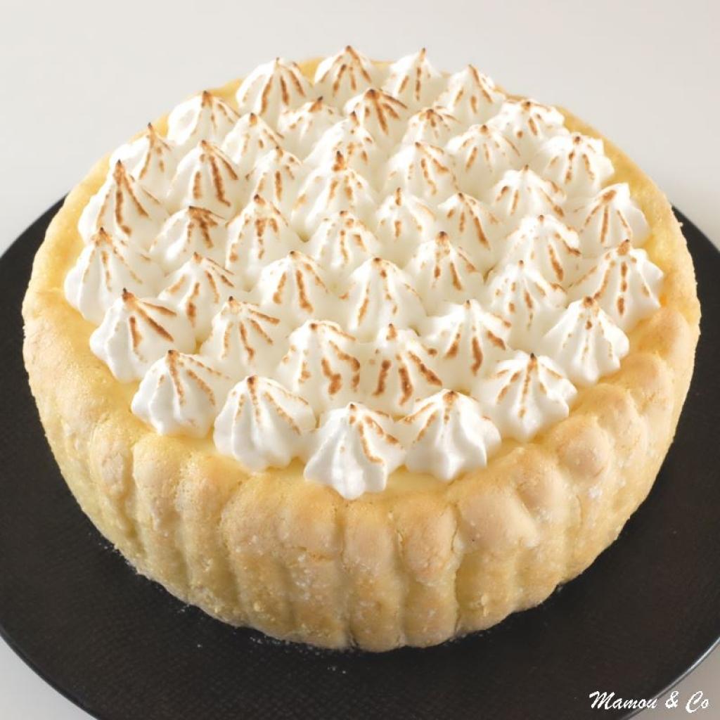 Recette charlotte fa on tarte au citron meringu e - Recette tarte citron meringuee ...
