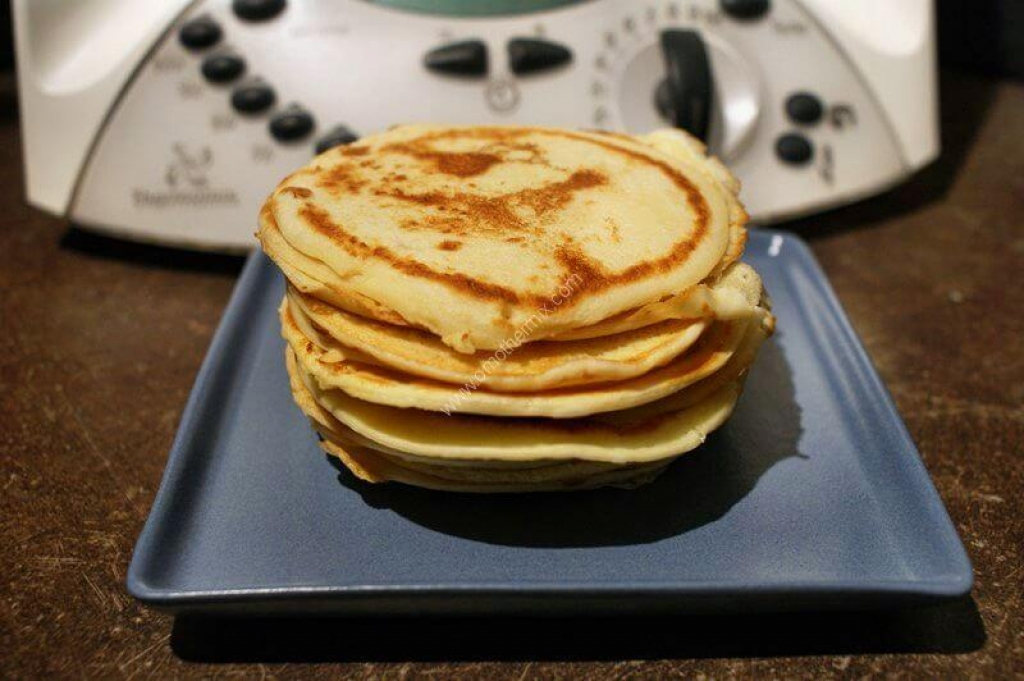 recette pancakes au thermomix. Black Bedroom Furniture Sets. Home Design Ideas