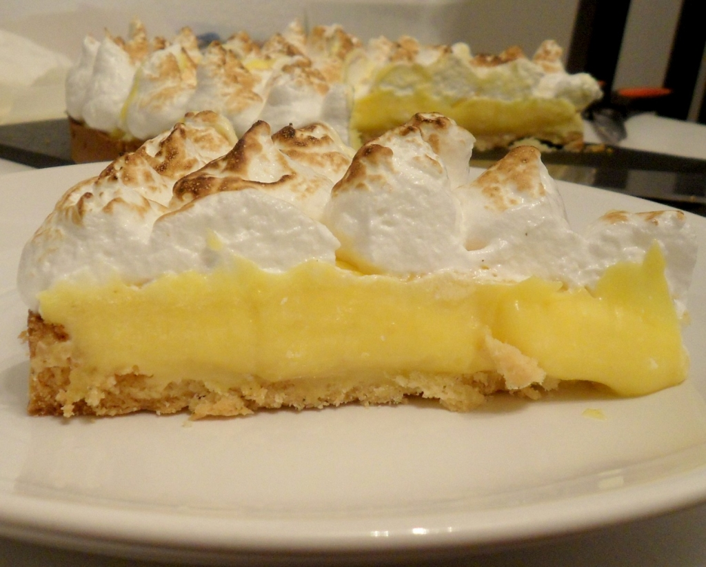 Recette tarte au citron meringu 194868 - Recette tarte au citron sans meringue ...