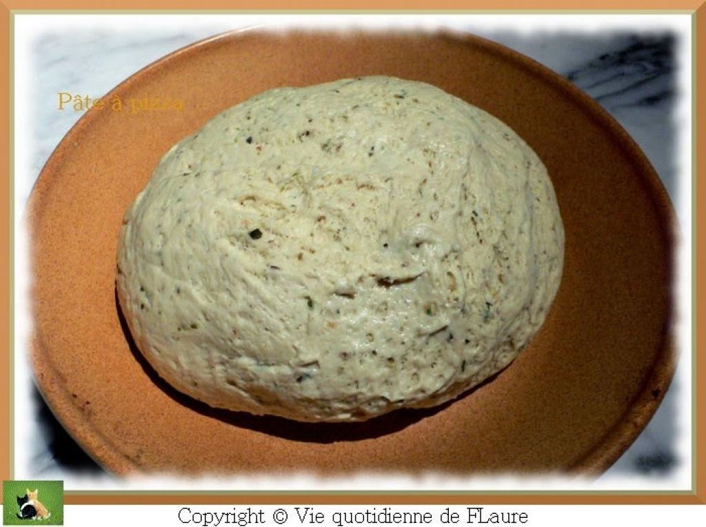 recette p 226 te 224 pizza au kenwood vie quotidienne de flaure