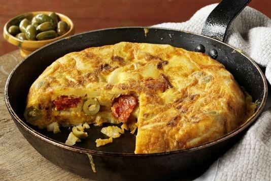 Recette recette tortilla espagnole facile - Cuisine espagnole facile ...
