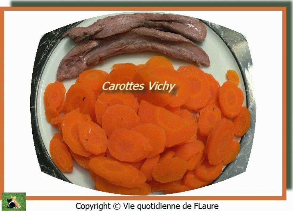 recette carottes vichy vie quotidienne de flaure. Black Bedroom Furniture Sets. Home Design Ideas