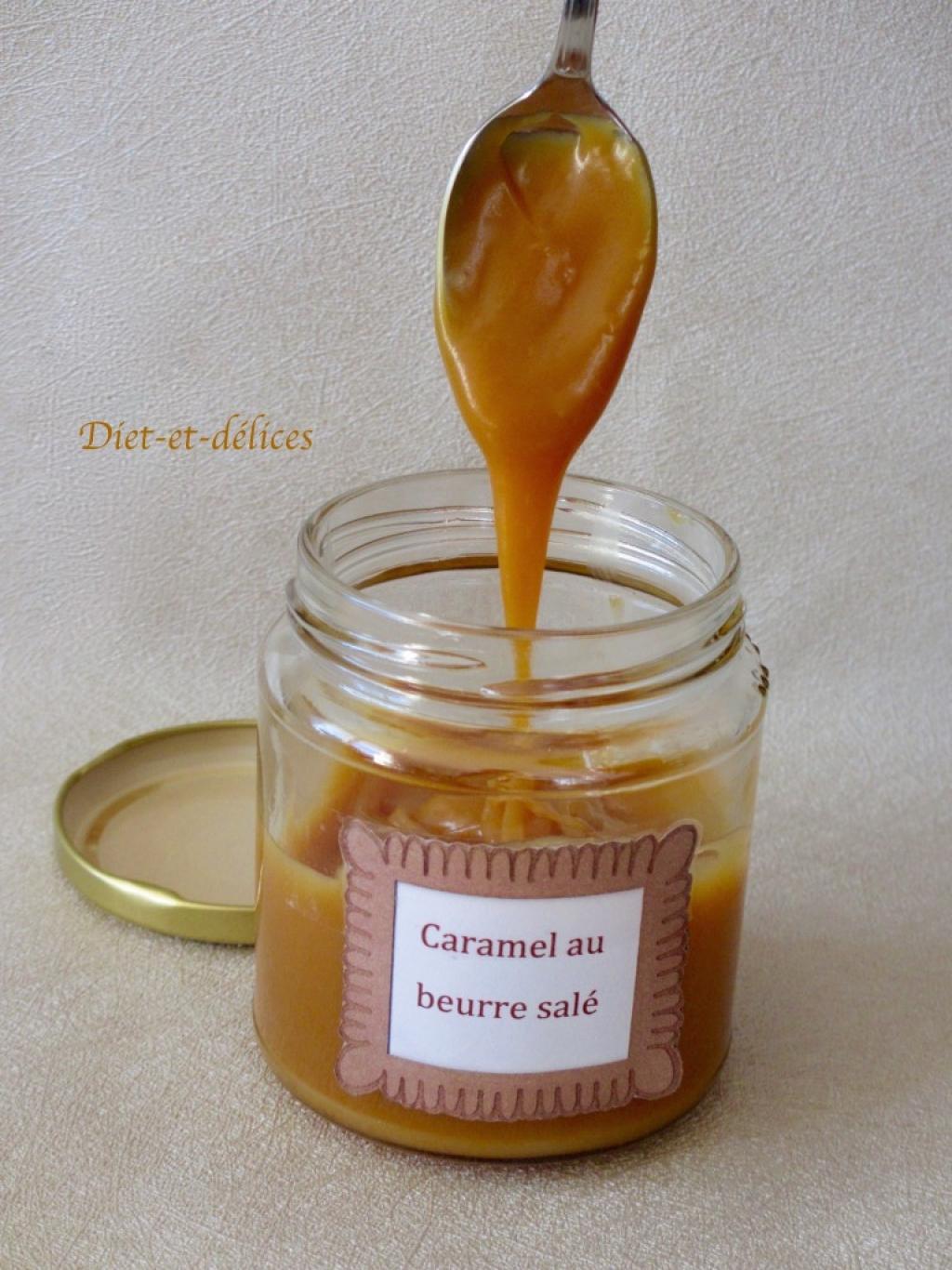 Recettes de caramel au beurre sal - Recette caramel beurre sale breton ...