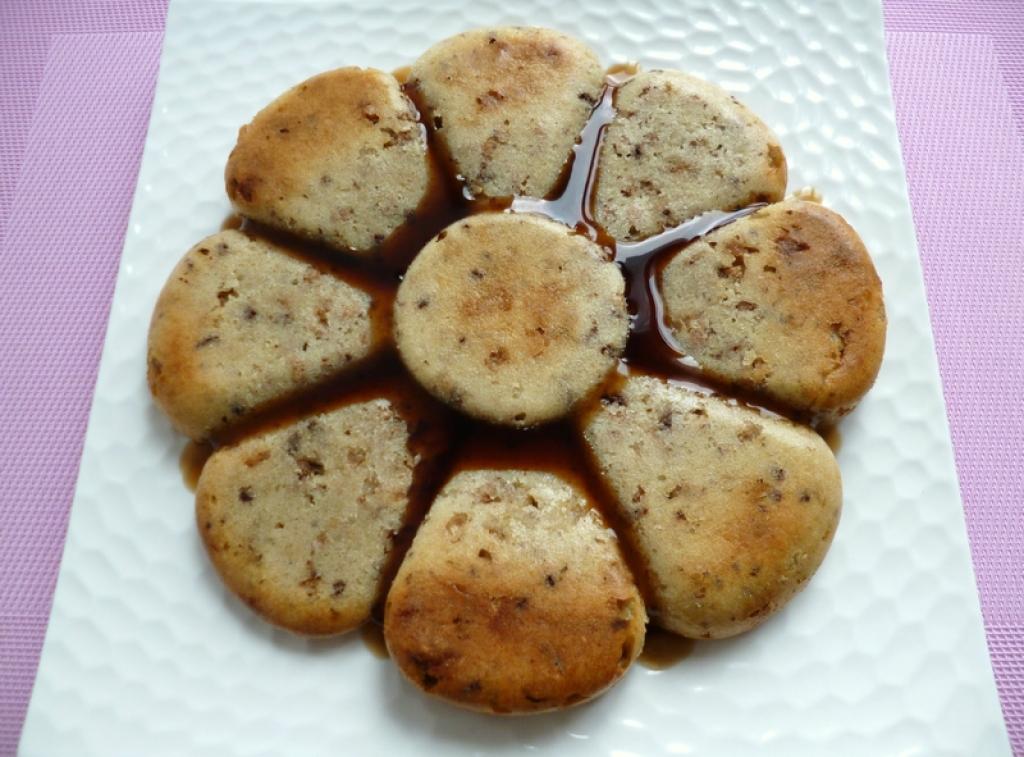 Recette g teau di t tique prot in pomme poire chocolat avec son de bl konjac psyllium sans - Gateau sans sucre ni beurre ...