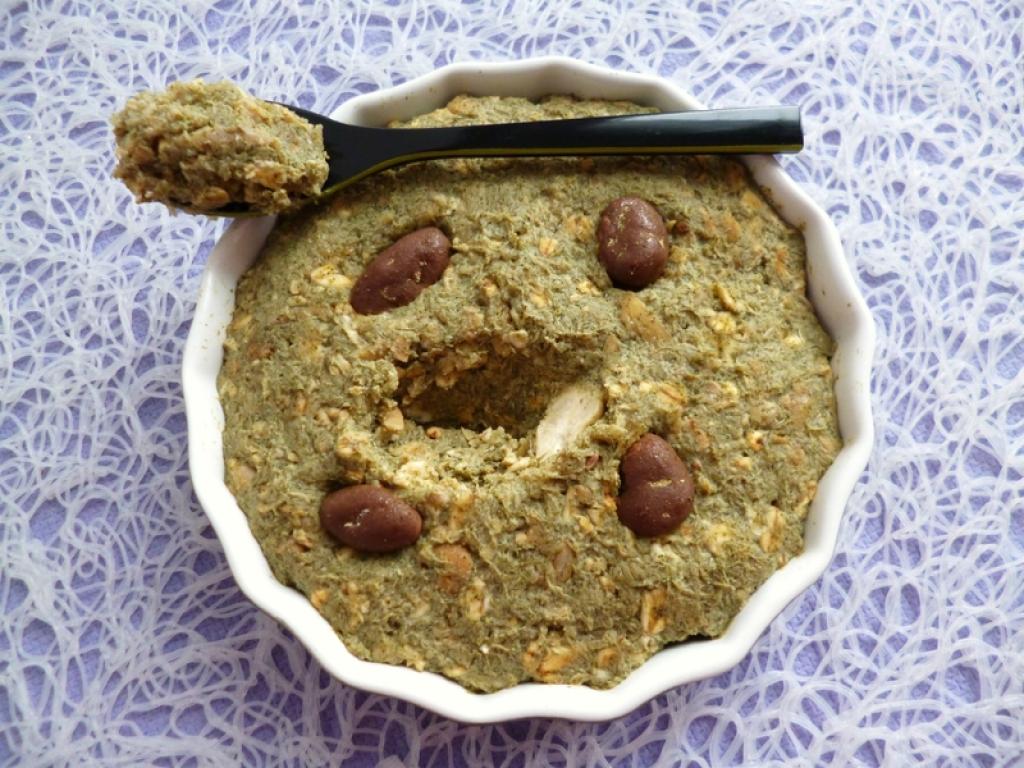 recette g teau cru au moringa avec muesli chocolat son d 39 avoine et psyllium di t tique. Black Bedroom Furniture Sets. Home Design Ideas