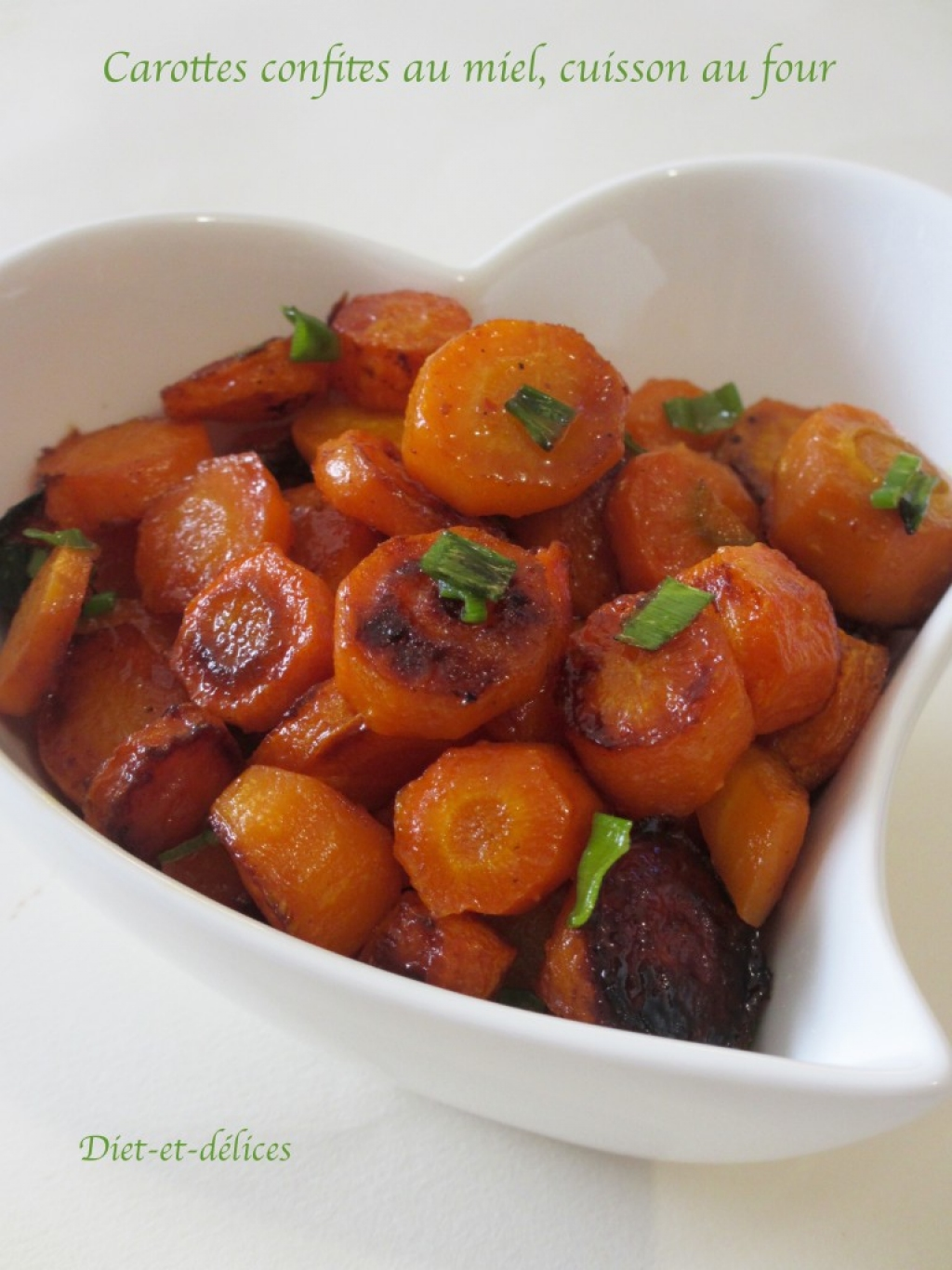 recette carottes confites au miel cuisson au four. Black Bedroom Furniture Sets. Home Design Ideas