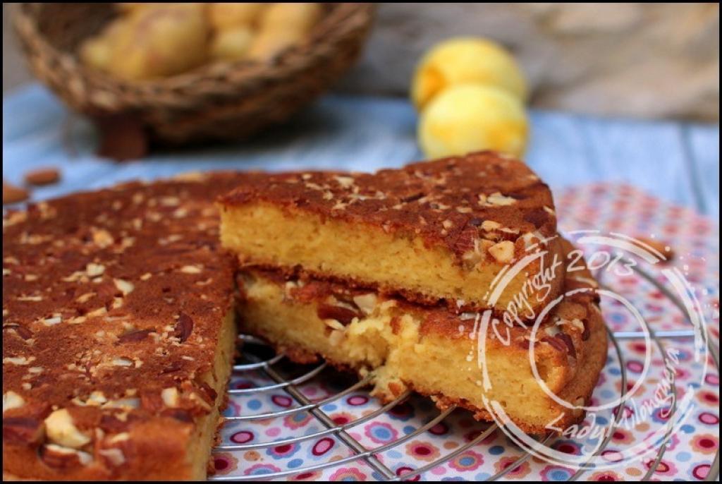 recette g teau moelleux au citron amandes et pommes de terre sans gluten. Black Bedroom Furniture Sets. Home Design Ideas