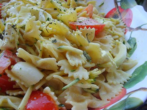 recette salade de p 226 tes 179943